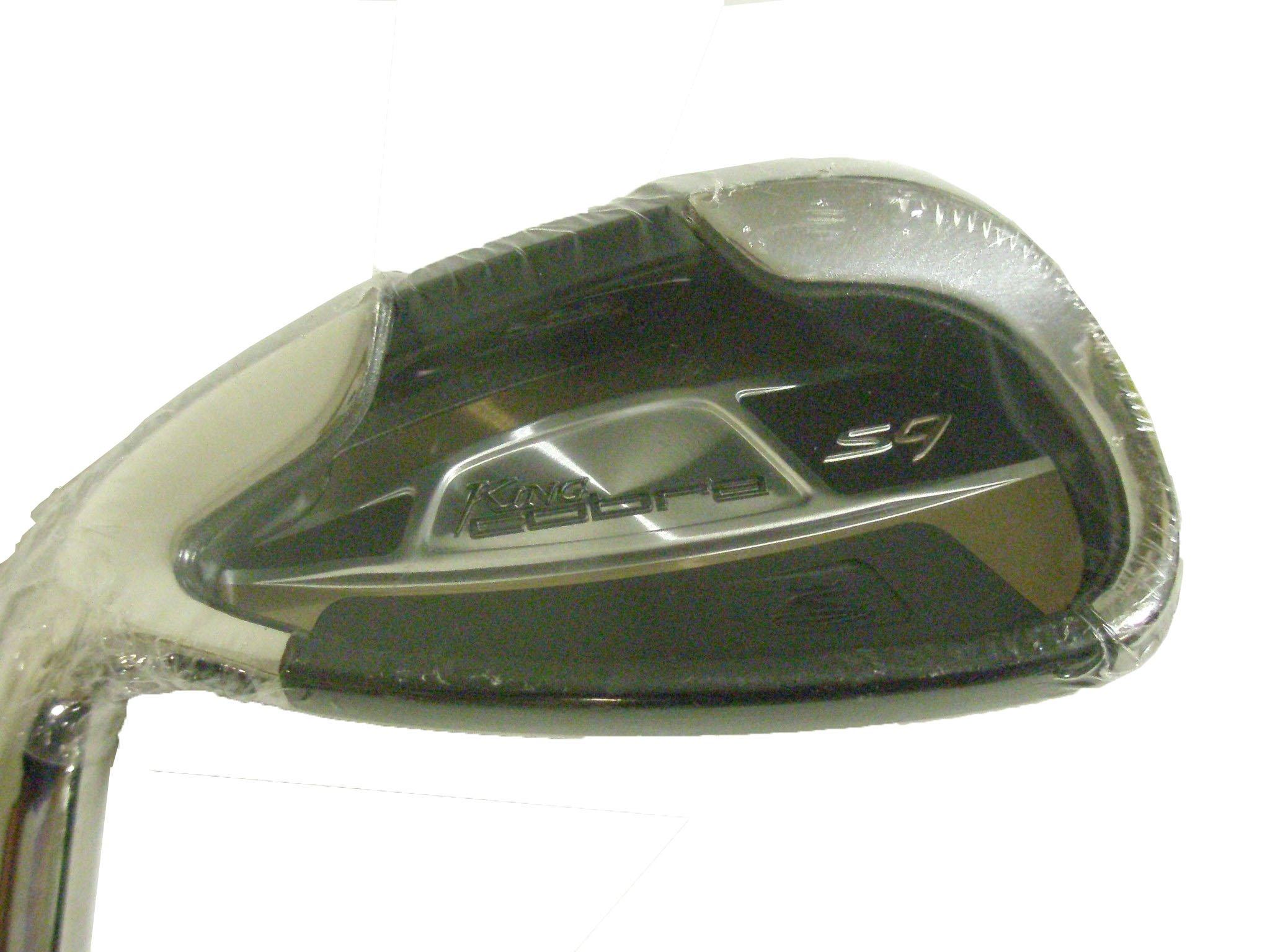 King Cobra S9 Senior 6 iron (Steel NS Pro 1030 H, Stiff LEFT) 6i Golf Club