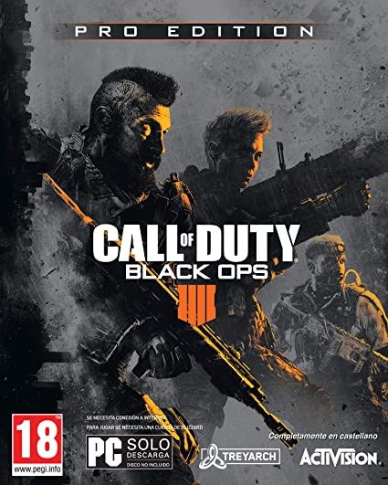 Call Of Duty: Black Ops 4 - Pro Edition: Amazon.es: Videojuegos