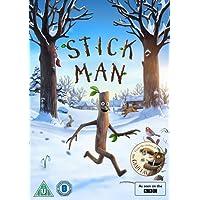 Stick Man [DVD] [2016]