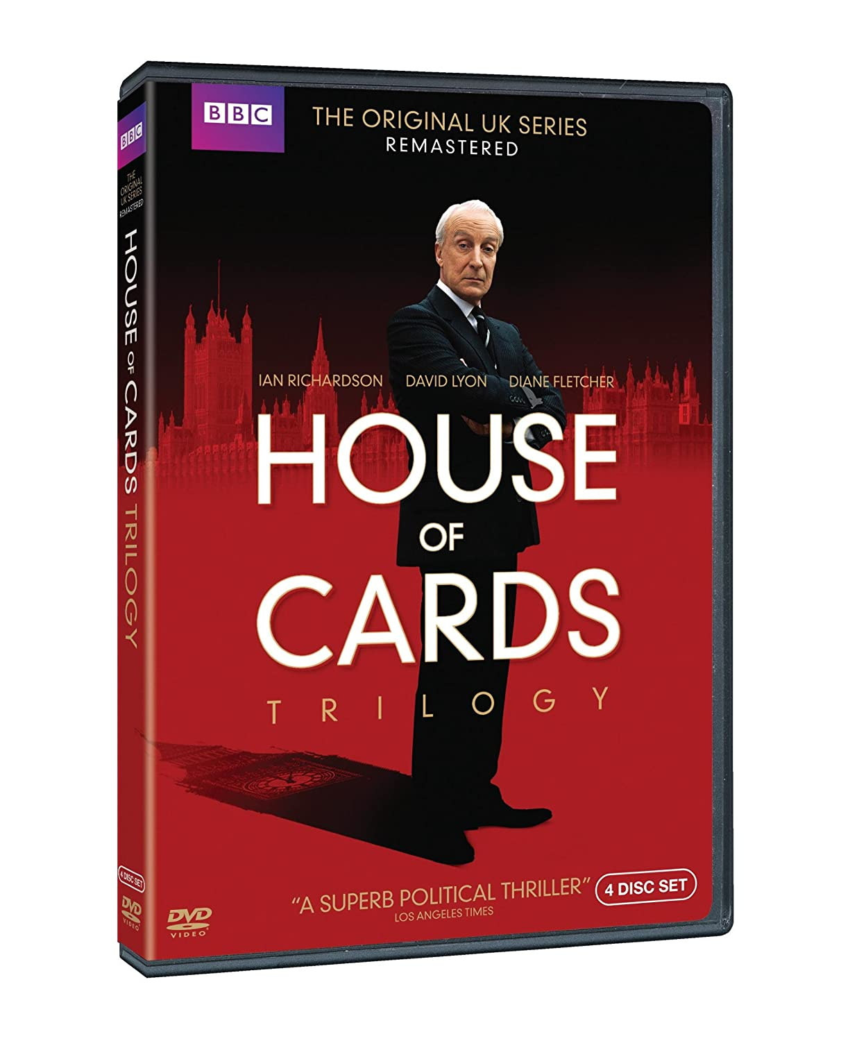 House of Cards Trilogy:The Original UK Series Remastered