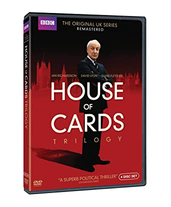 Amazon Com House Of Cards Trilogy The Original Uk Series