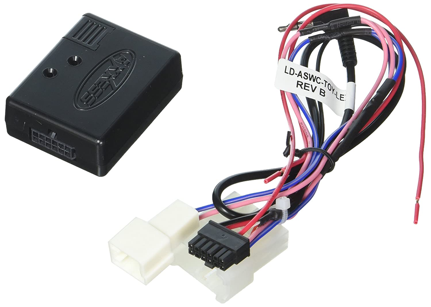 Axxess ASWC-Toy-LEX Steering Wheel Control Interface Adapter for Toyota//Lexus ASWCTOYLEX