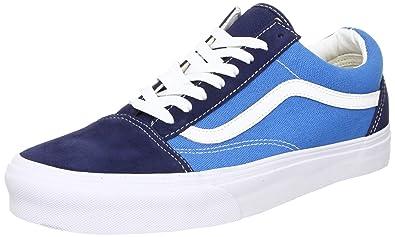 700b21b5f5 Vans Old Skool (Skateboarder) Navy Sky Blue Shoe KW66C0 (UK11 ...