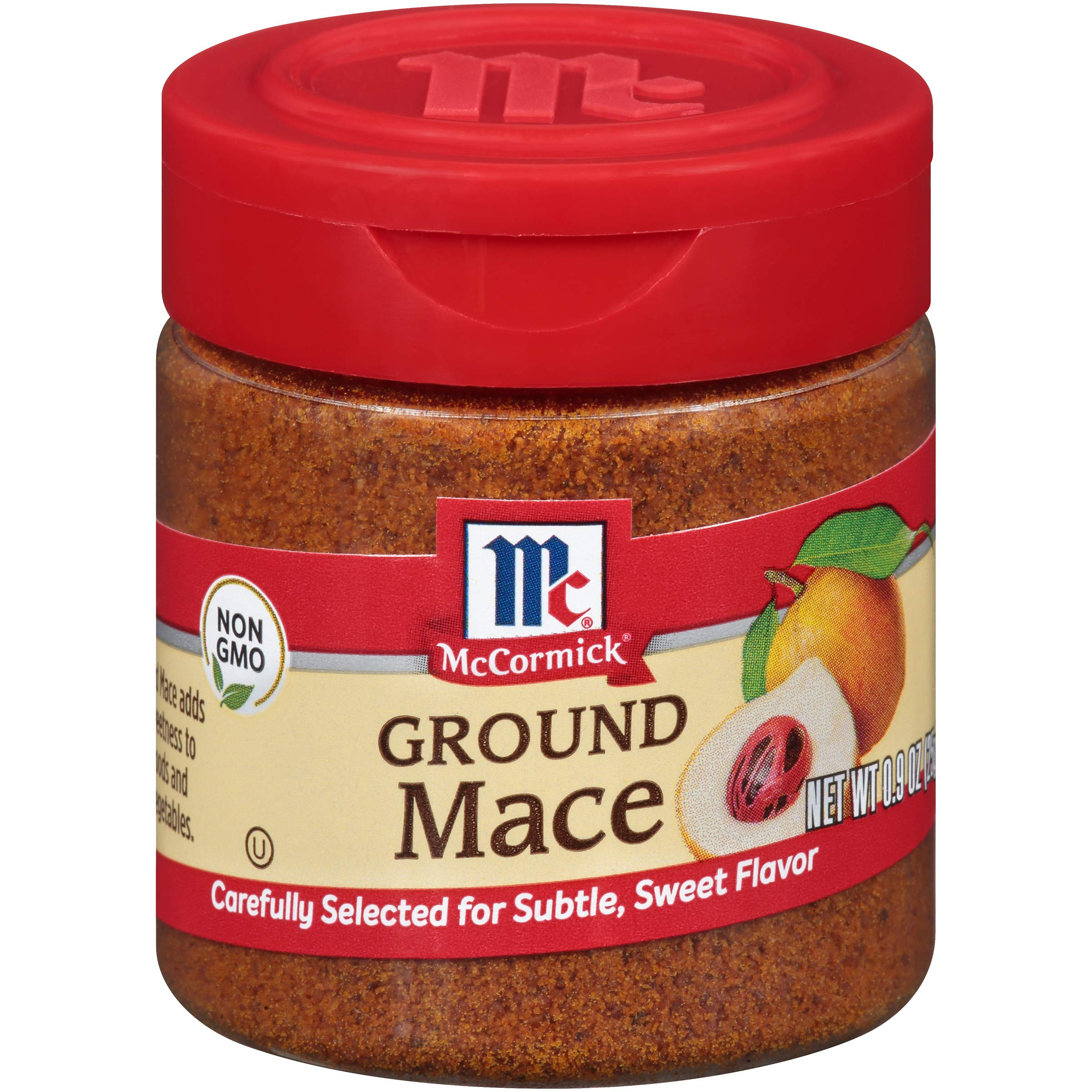 McCormick Ground Mace, 0.9 Ounce (Pack of 1)