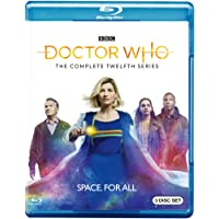 Doctor Who: The Complete Twelfth Series (BD) [Blu-ray]