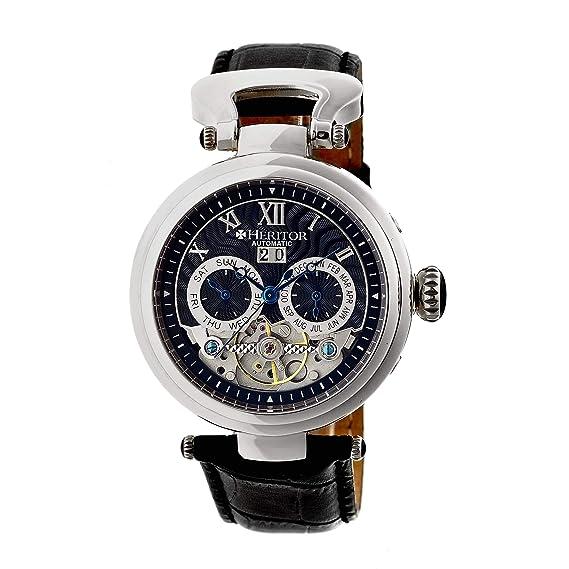 Heritor Automatic HR3302 Ganzi orologio da uomo: Amazon.it