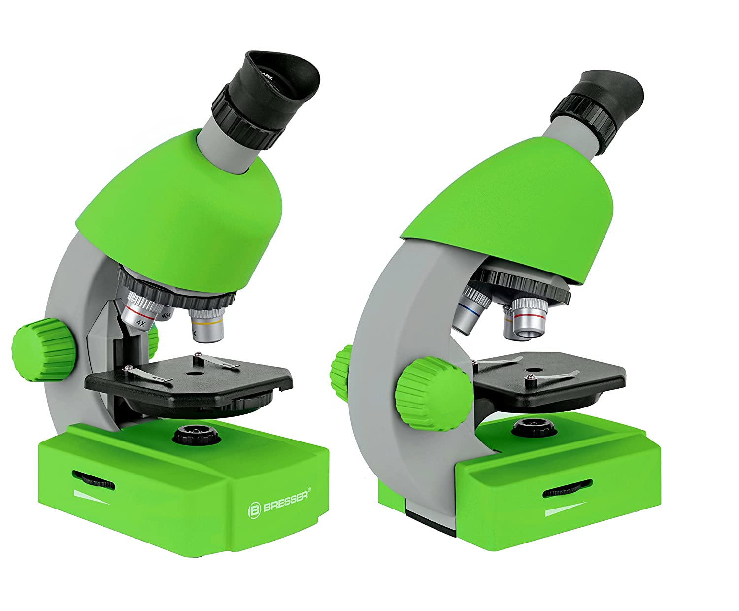 Bresser junior microscope green amazon office products