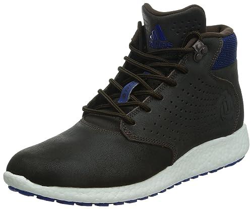 ADIDAS D ROSA LAKESHORE REALCE Hombre Marrón Oscuro Zapatillas Azules Zapatos C774 - Oscuro Marrón/Azul, hombre, 6.5 UK / 40 EU / 7 US: Amazon.es: Zapatos y ...