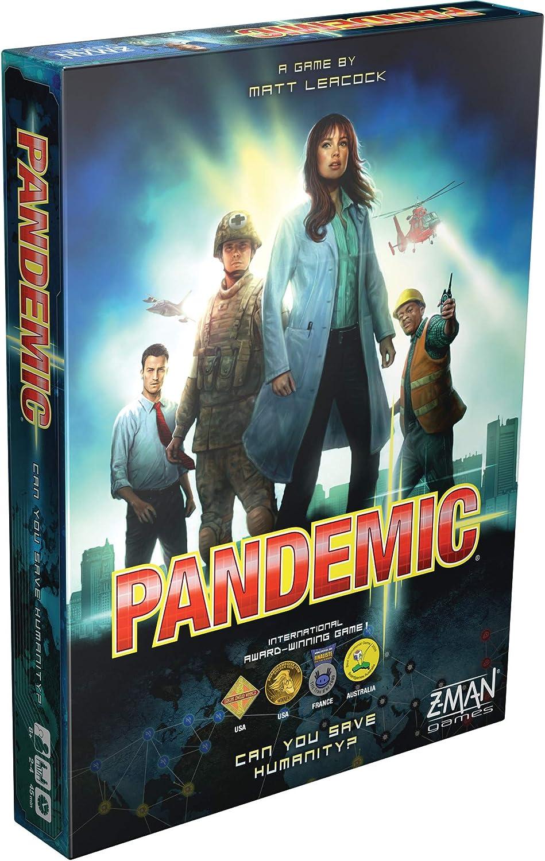 Amazon.com: Pandemic: Toys & Games