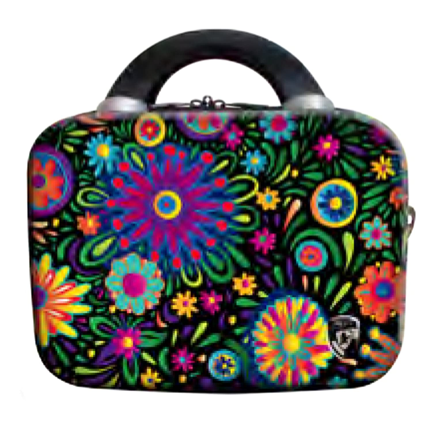 ... 50% SALE ... PREMIUM DESIGNER Hartschalen Koffer - Heys Künstler Limon Flowers Dance - Beauty-Case