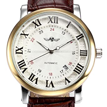 raton concord dial watch white boca roman numeral yellow gold product watches