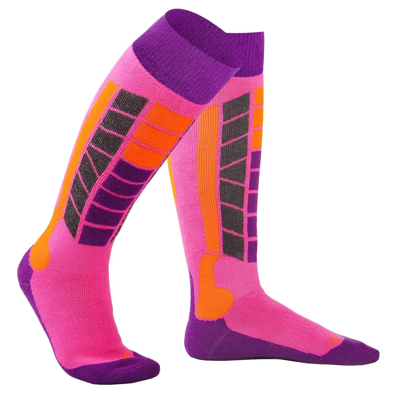 Soared Winter Ski Socks Snowboard Snow Warm Knee