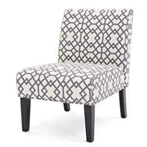 Christopher Knight Home 299754 Kendal Accent Chair, Grey