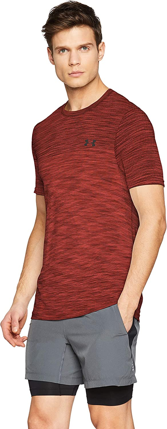 Homme Under Armour Vanish Seamless Sleeve T-Shirt