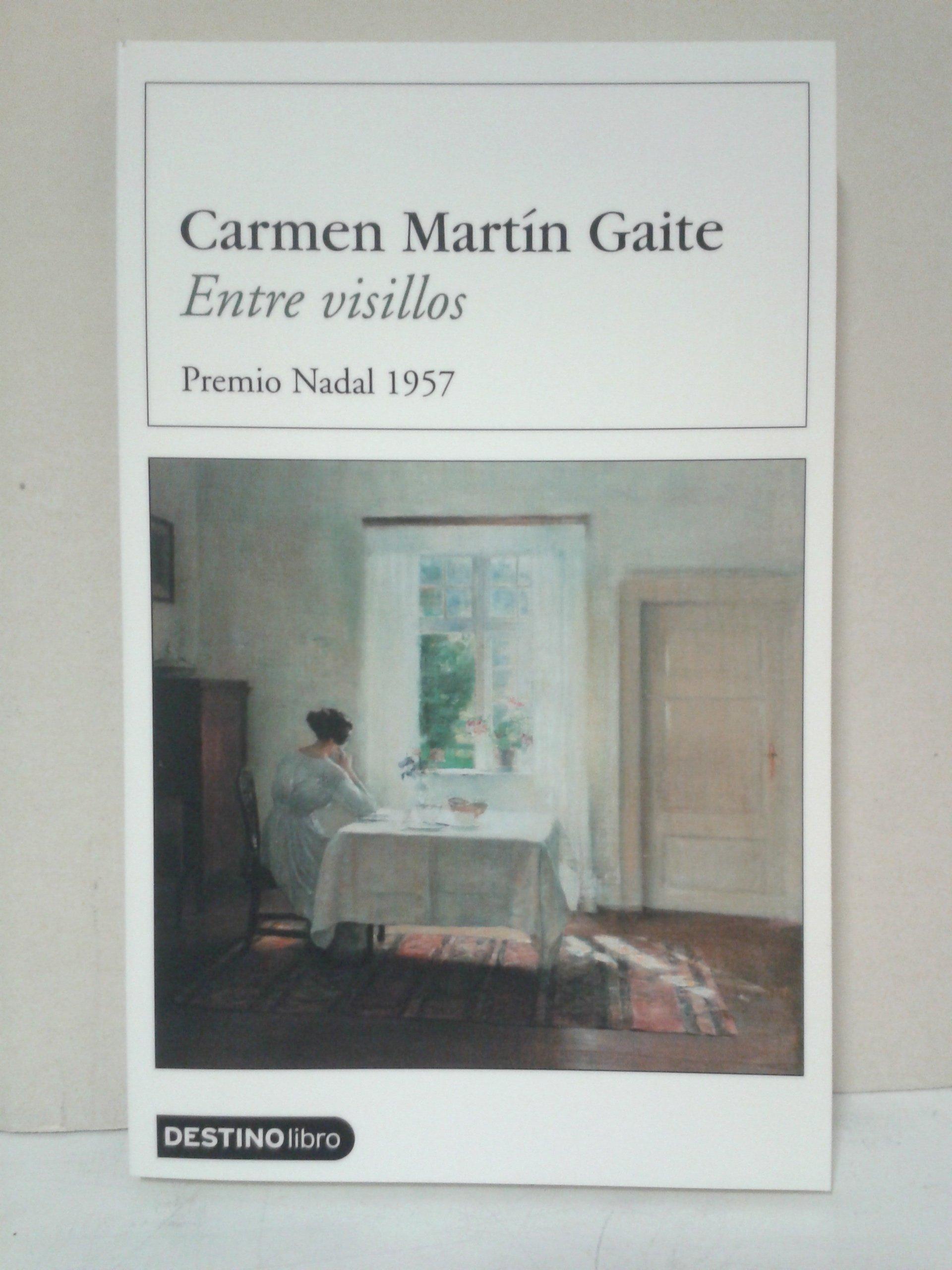 Entre visillos ((2) Destinolibro): Amazon.es: Martin Gaite, Carmen: Libros