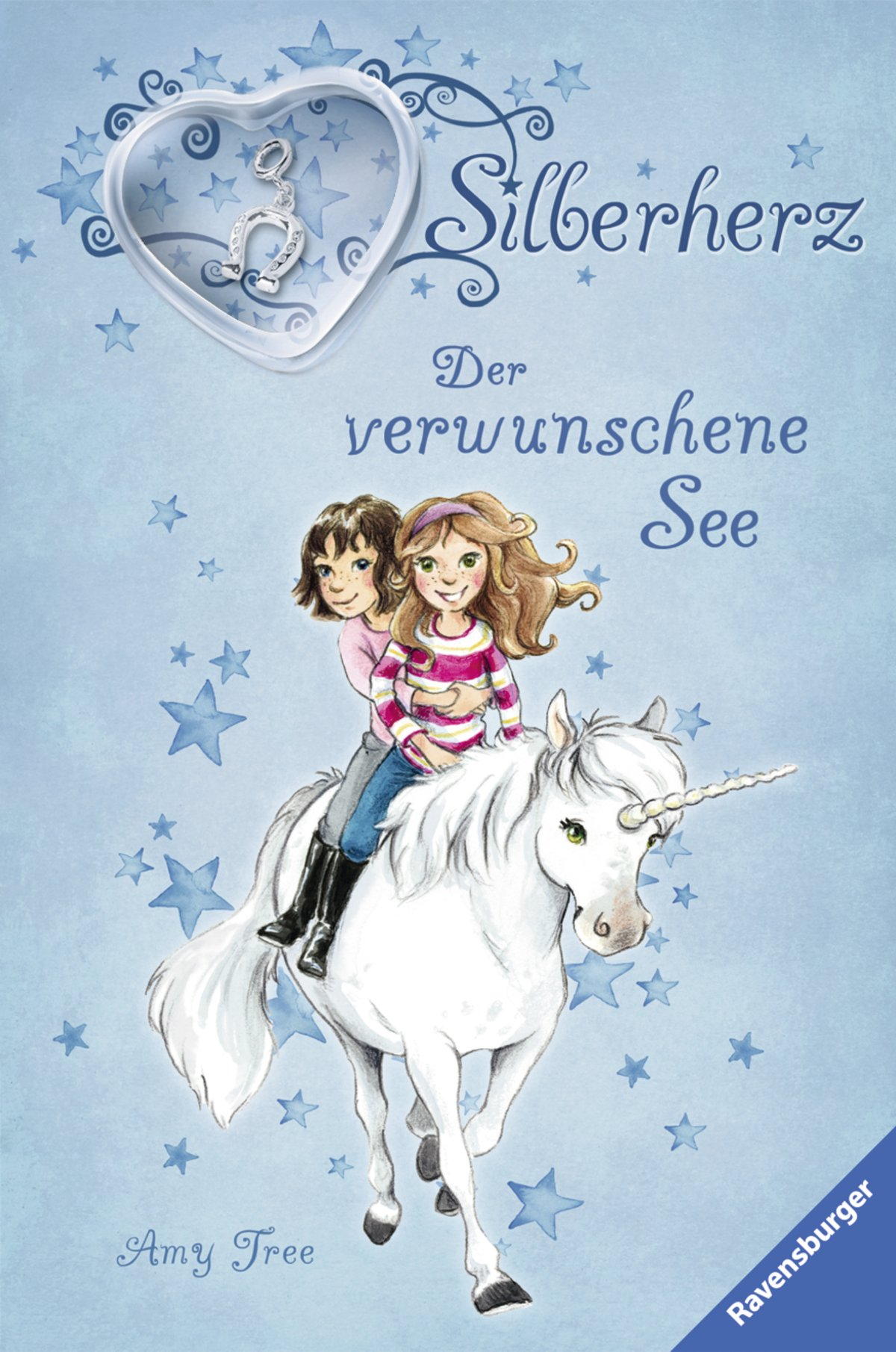Der verwunschene See (Silberherz, Band 2) Gebundenes Buch – 1. Juli 2010 Amy Tree Gwen Millward Anne Braun Ravensburger Buchverlag