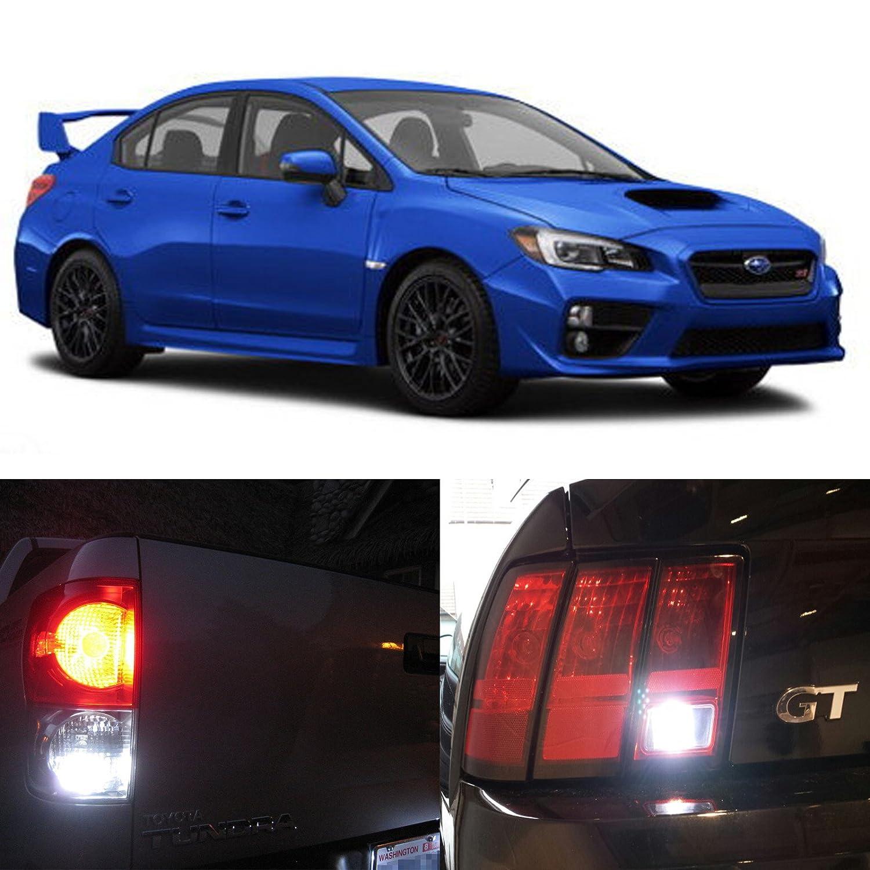 Amazoncom 20082017 Subaru Impreza WRX and STI Sedan Reverse