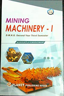 Mining Machinery Books Pdf