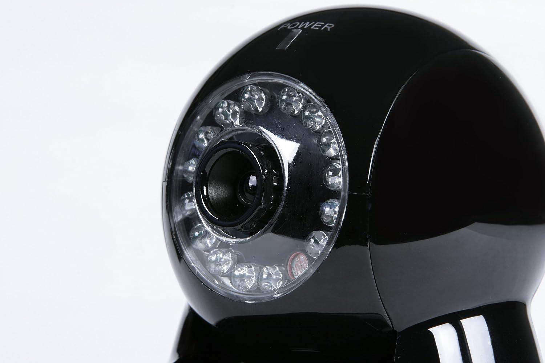 Amazon.com : Astak Pan/Tilt Wifi IP Wireless Network Surveillance ...