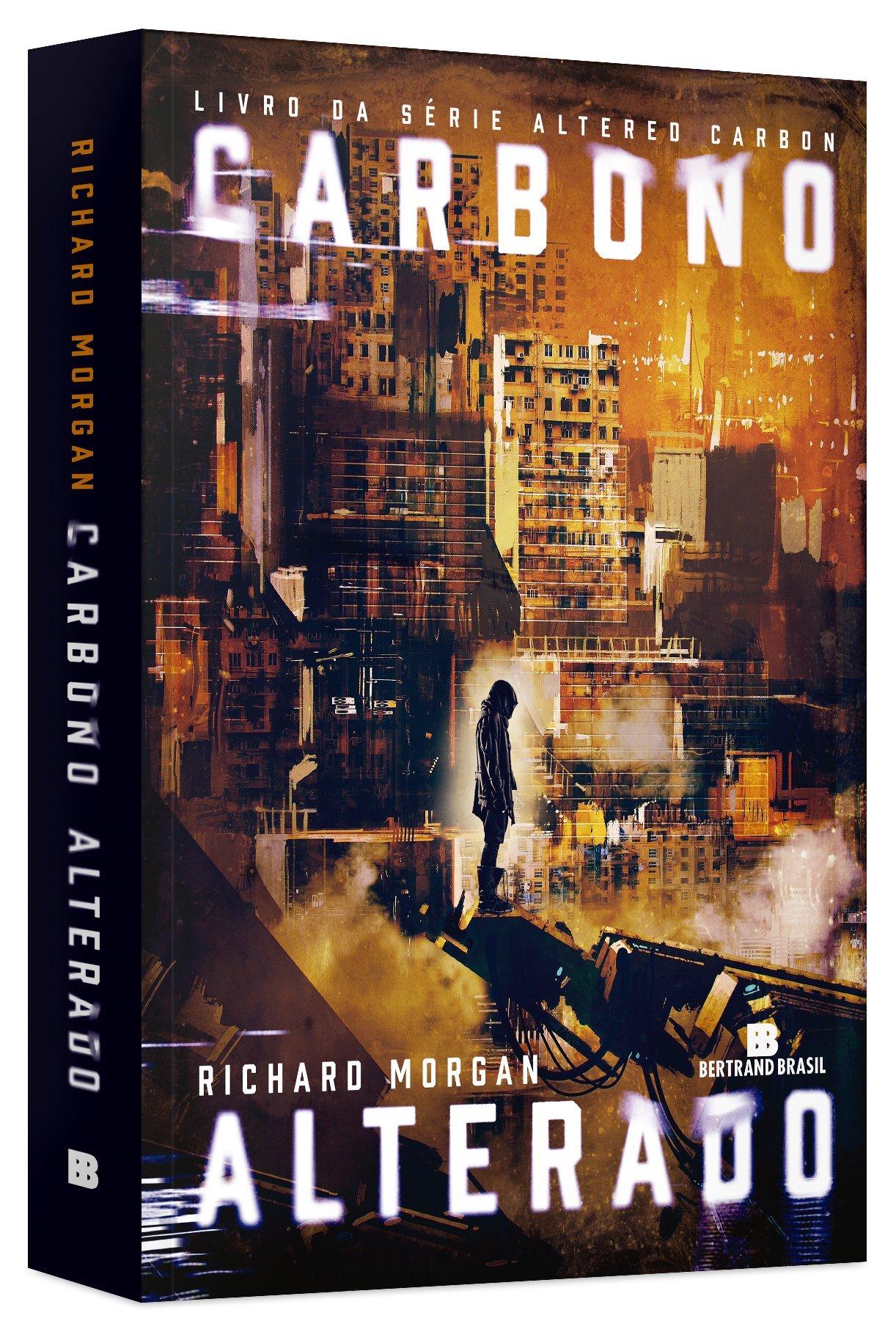 Carbono Alterado: Amazon.es: Richard Morgan: Libros