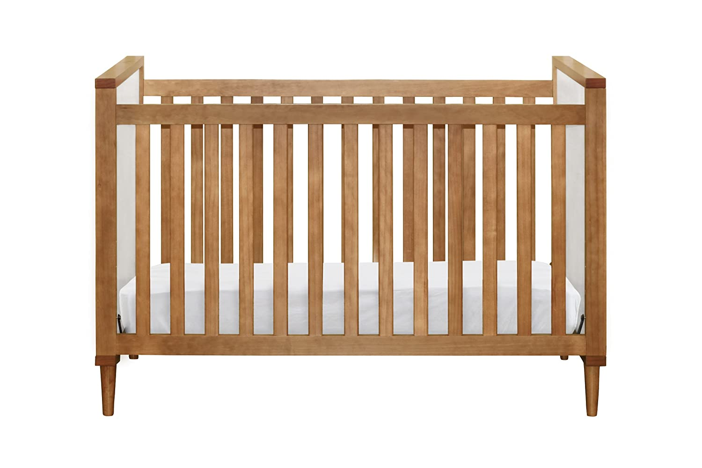 amazoncom  babyletto skip in convertible crib with toddler  - amazoncom  babyletto skip in convertible crib with toddler railchestnut and white (discontinued by manufacturer)  babyletto skipconvertible crib