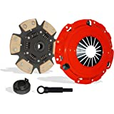 Clutch Kit Works With Set Mitsubishi Eclipse Spyder Gs Se Hatchback Convertible 2006-2012 2.4