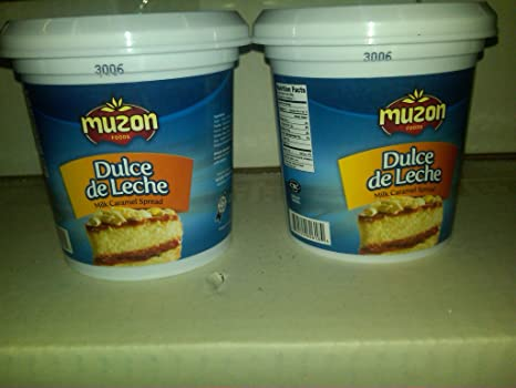 Amazon.com : Muzon Dulce de Leche, Caramel Sauce : Grocery & Gourmet Food
