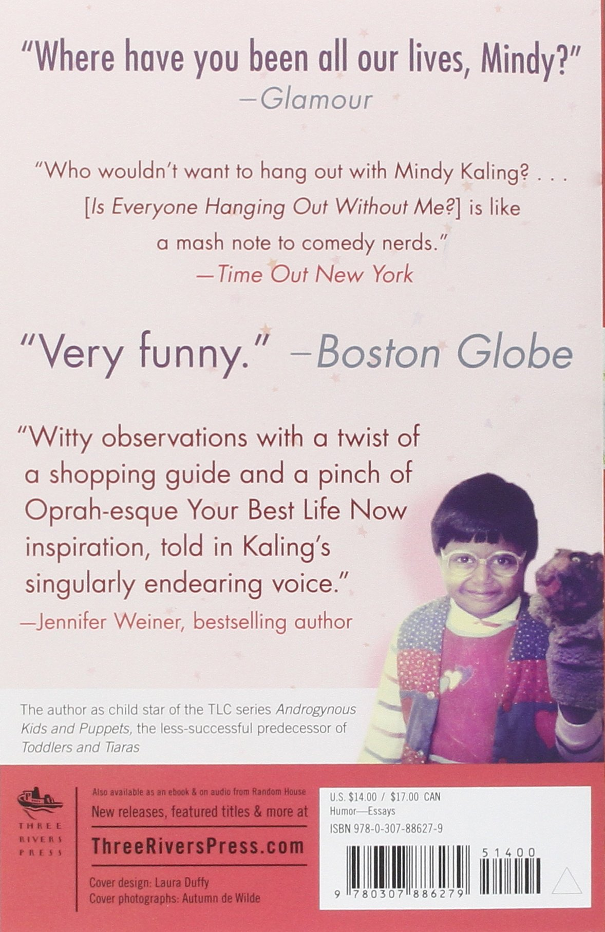 Is Everyone Hanging Out Without Me? (and Other Concerns): Mindy Kaling:  9780307886279: Amazon: Books