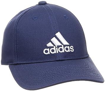 adidas CF6913 Gorra, Mujer, Azul (indnob/Blanco), Talla Única: Amazon.es: Deportes y aire libre