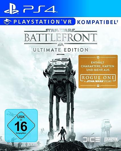 Star Wars Battlefront - Ultimate Edition [Importación Alemana ...