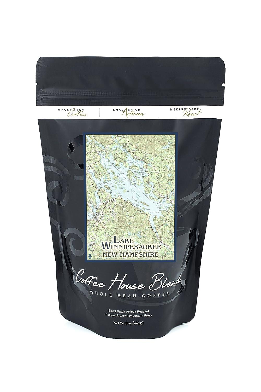 【国内在庫】 湖Winnipesaukee、New Hampshire – Bag Noアイコン 12 x 18 18 Coffee Metal Sign LANT-46179-12x18M B074S432XW 8oz Coffee Bag 8oz Coffee Bag, コトブキゴルフKGNET:be4340cf --- arianechie.dominiotemporario.com