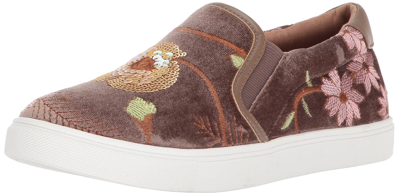 STEVEN by Steve Madden Women's Tatum Sneaker B0744R5FN2 8.5 B(M) US|Taupe Multi