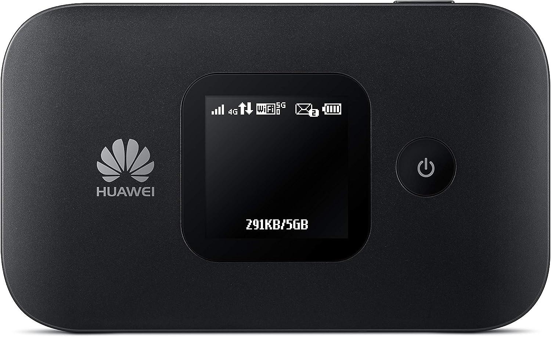 Huawei Technology Ltd - LTE de Huawei E5577 Cat4 150 Mbps - negro