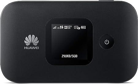Huawei E5577cs 321 Wir Hotspot 150 0mbit Lte Schwarz Computer Zubehör