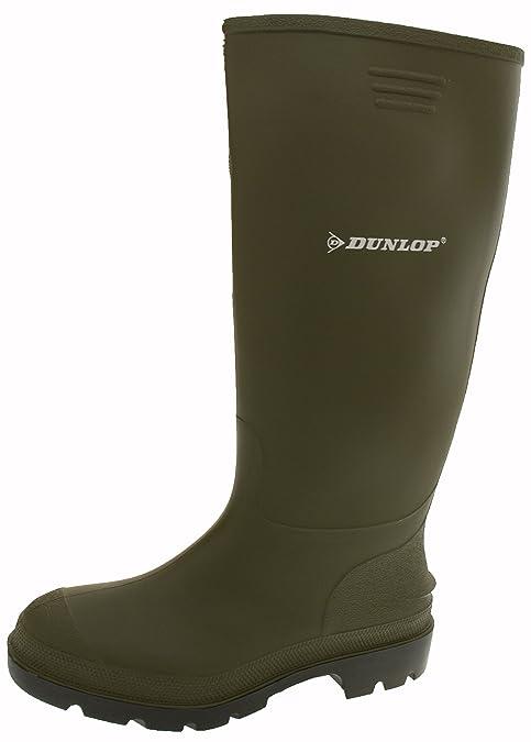 Footwear Studio Dunlop Uomo Verde Stivali di Gomma EU 43 Comprar Barato 2018 El Nuevo Precio Barato Barato Más Reciente Envío Libre De Italia Nr3w7