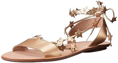 ea7aaf2b52cb LOEFFLER RANDALL Women s Starla Flat Sandal
