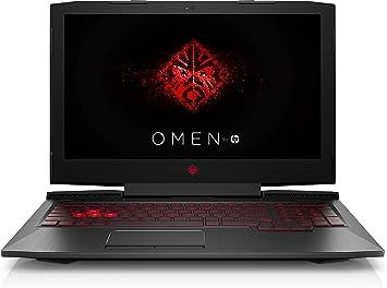 Amazon.com: HP 15-CE198WM 15,6 FHD Gaming Laptop ...