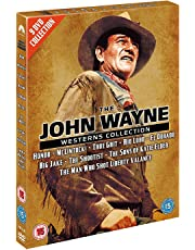 The John Wayne Westerns Collection