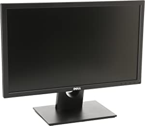 "Dell E2216H 22"" Screen LED-Lit Monitor,Black"