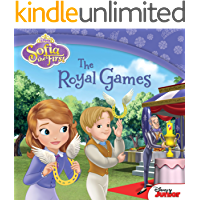 Sofia the First: The Royal Games (Disney Storybook (eBook))