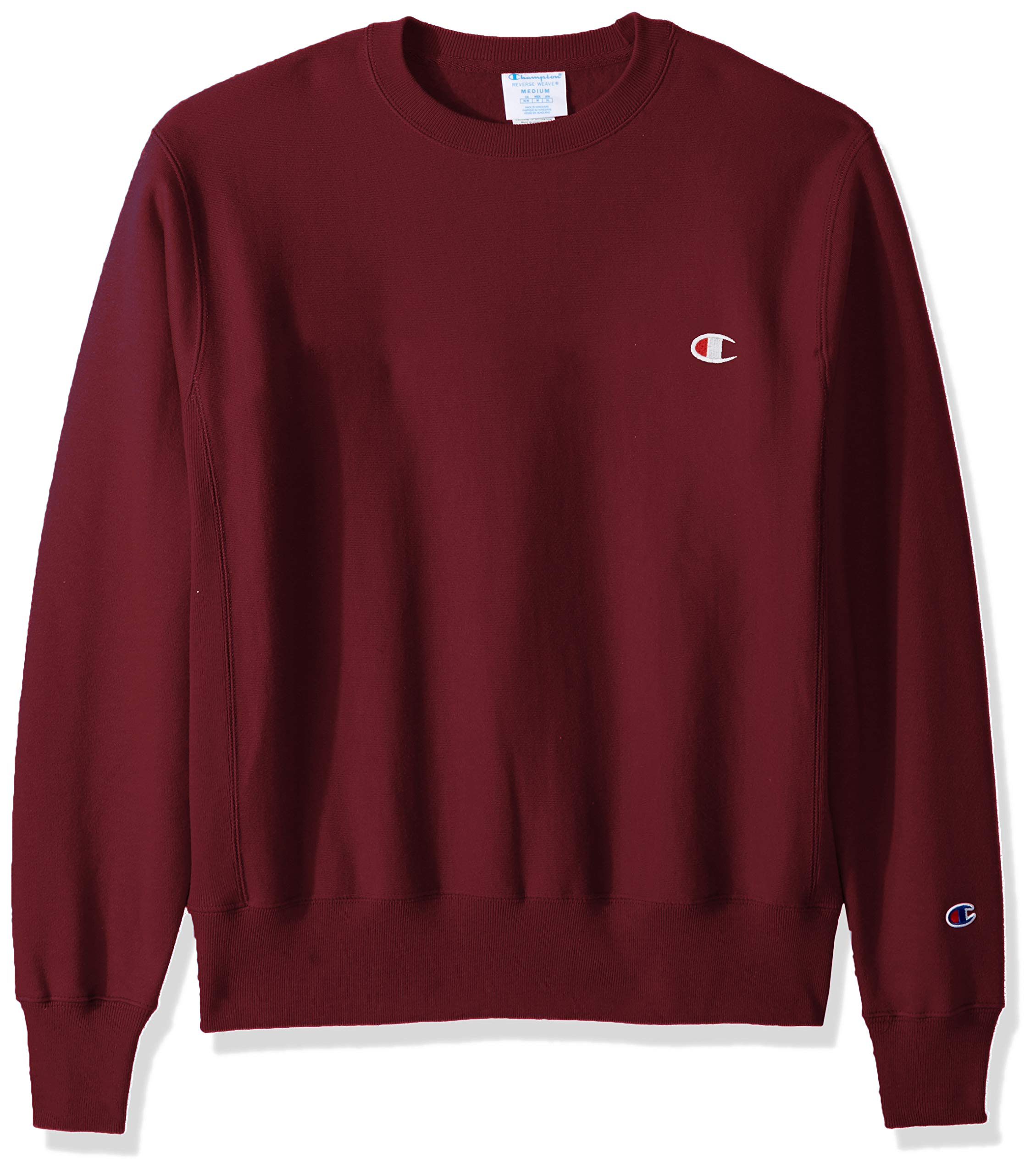 Champion LIFE Men's Reverse Weave Sweatshirt,mulled berry,2X LARGE by Champion LIFE
