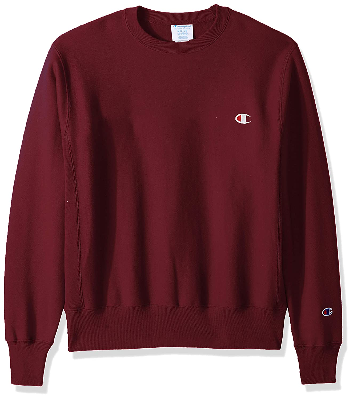 Mulled Berry X-Small Champion Life Men's Reverse Weave Sweatshirt