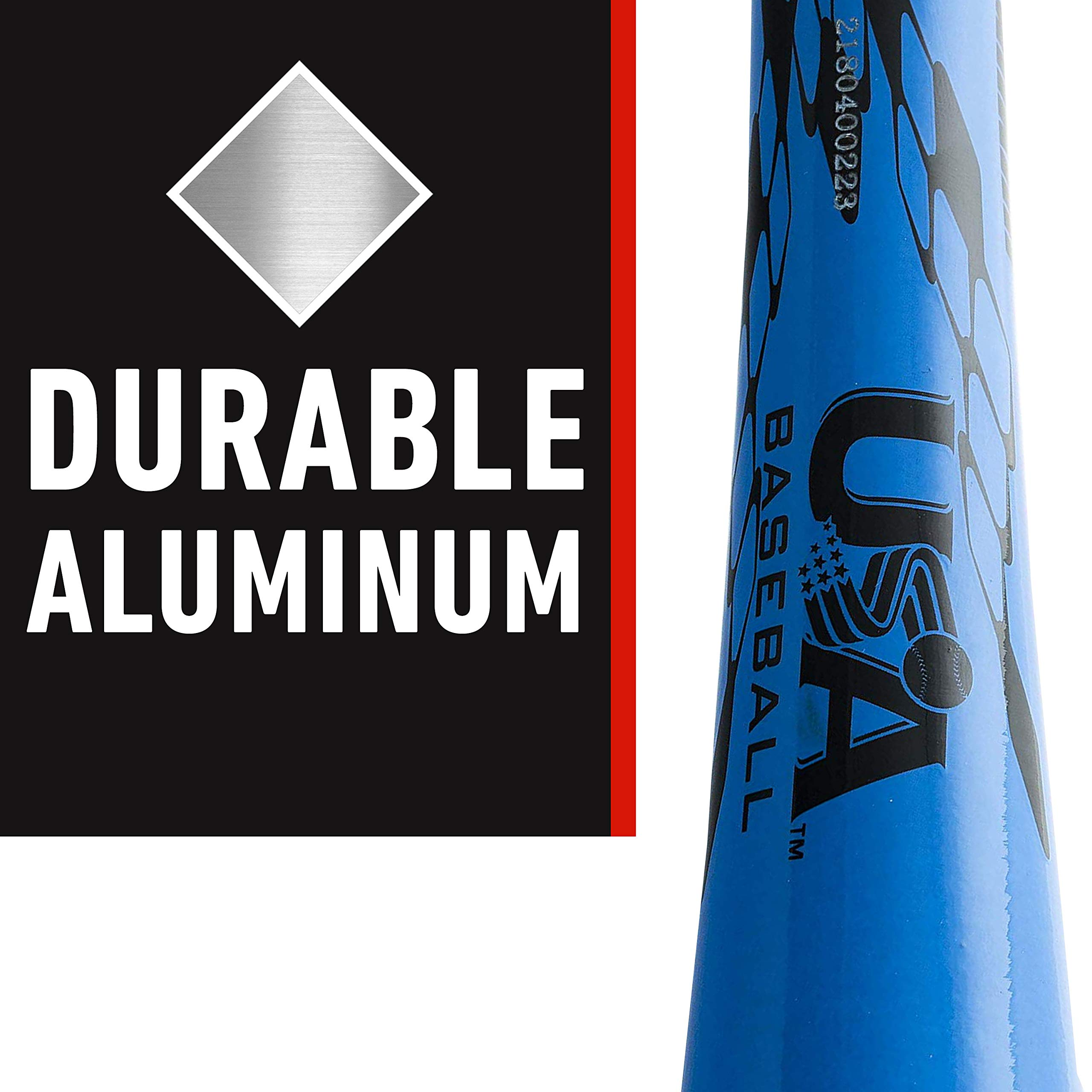 Franklin Sports Venom 1100 Official Teeball Bat - 25'' (-11) - Perfect for Youth Baseball and Teeball by Franklin Sports (Image #5)