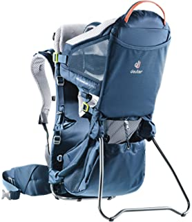 f7ad4347b33 Amazon.com  Deuter Kid Comfort 2 Framed Child Carrier for Hiking ...