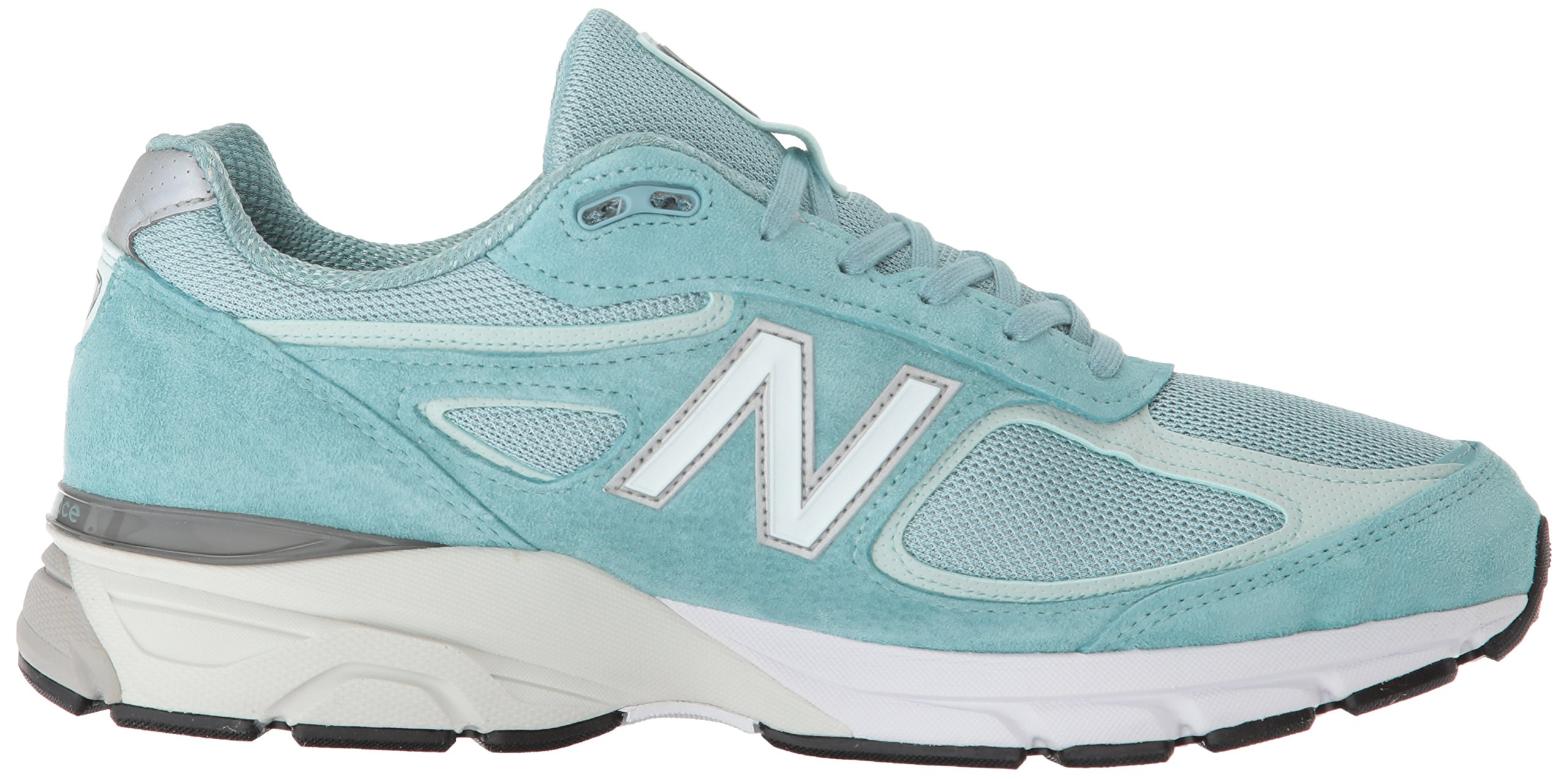 New Balance Men's 990v4, Green/White, 7 D US by New Balance (Image #7)