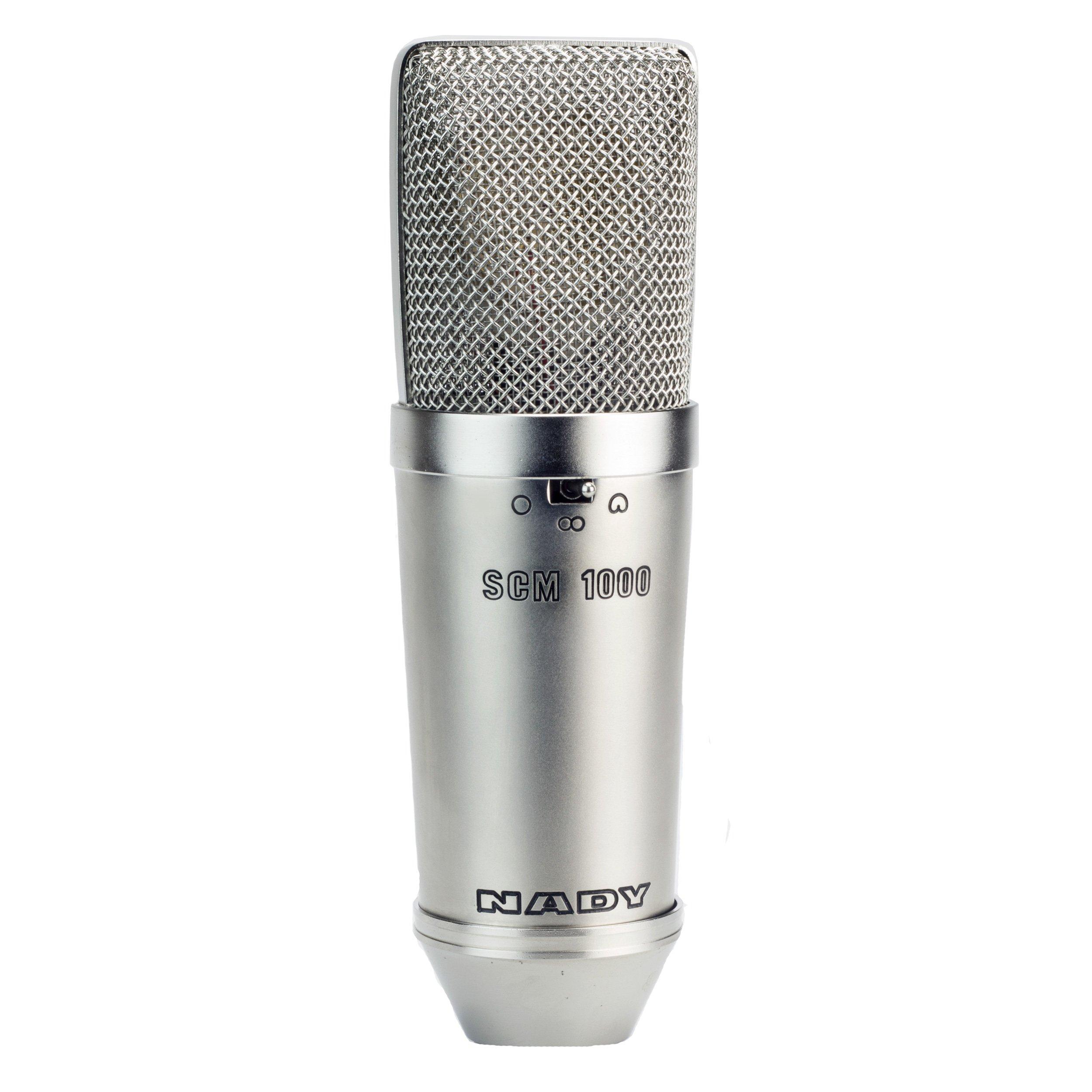 Microfono Nady SCM-1000 Studio Condenser ...