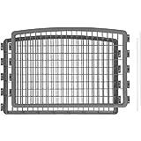 IRIS 24'' Pet Playpen 2 Panel Add-On, Grey