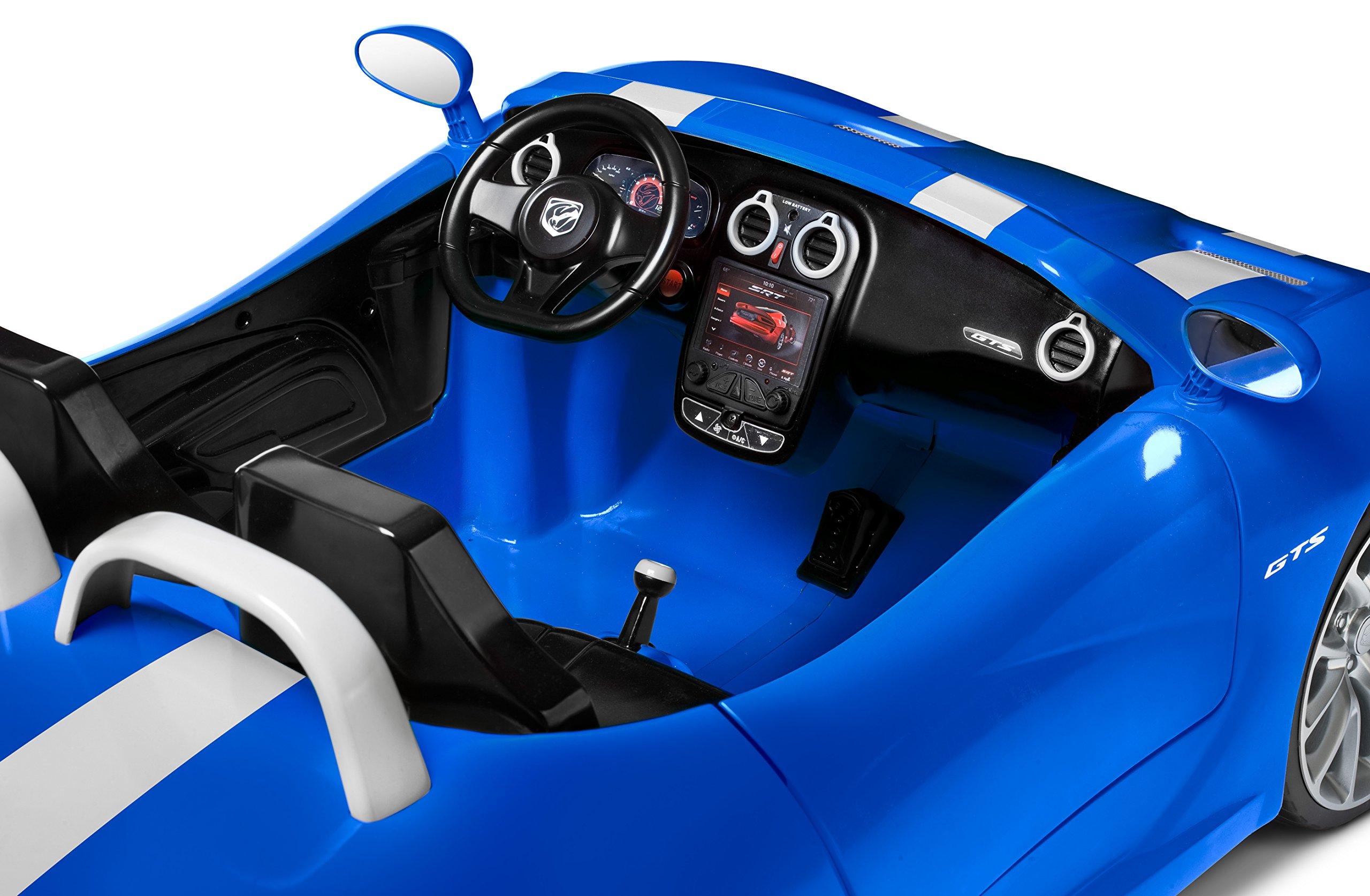 Kid Trax Dodge Viper SRT 12V Ride On by Kid Trax (Image #3)