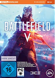 Battlefield V - Standard Edition - PC - (Code in der Box) [Importación