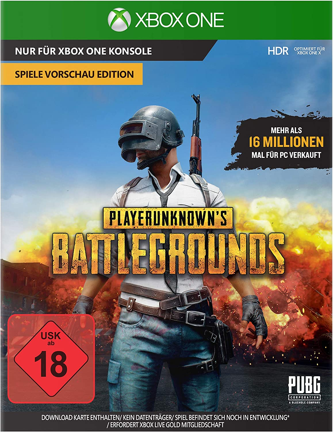 Microsoft playerunknowns battlegrounds, Xbox One vídeo - Juego ...
